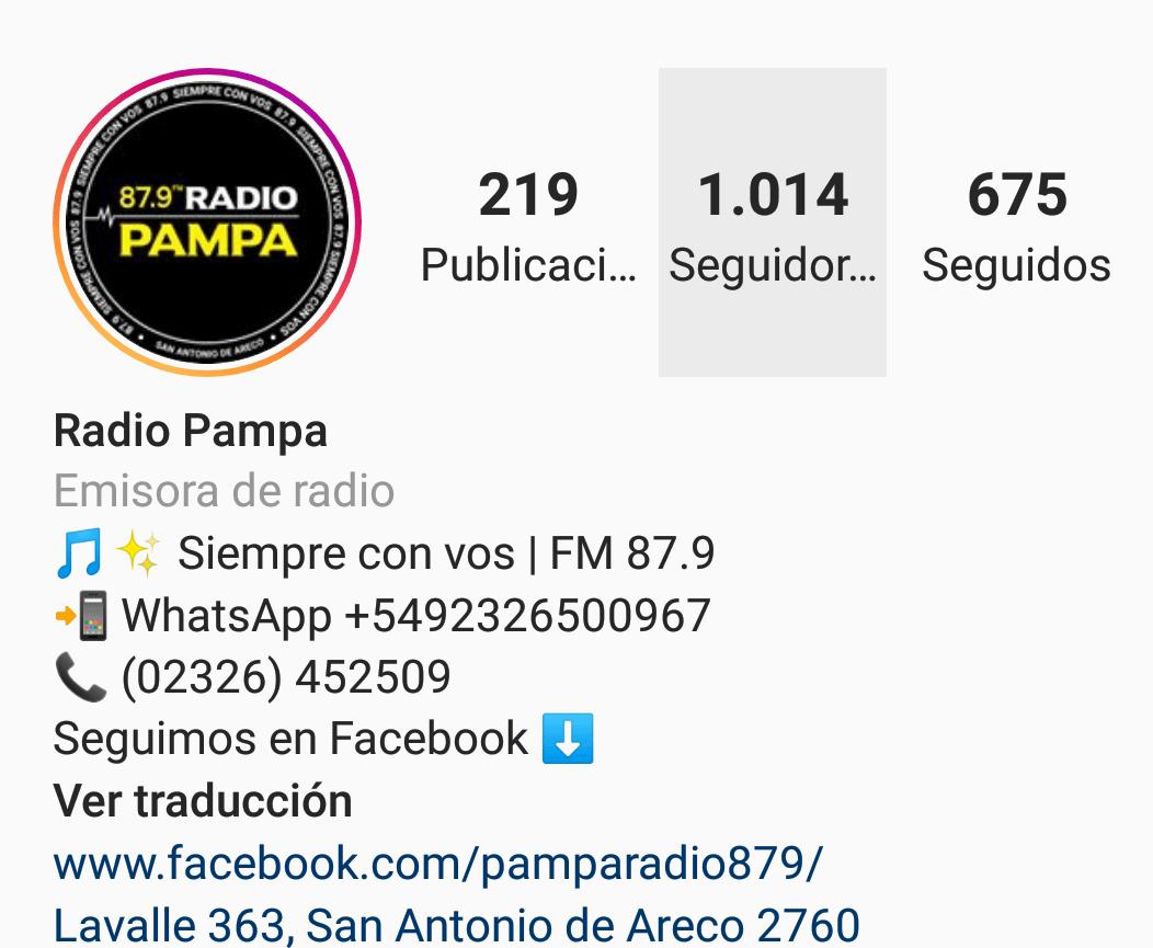 radio pampa 1