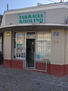 Farmacias en San Antonio de Areco
