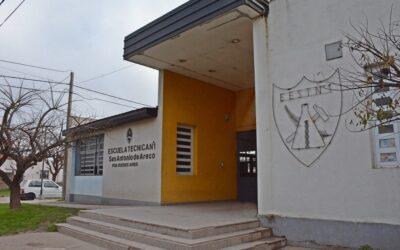 Obras en Escuelas en San Antonio de Areco