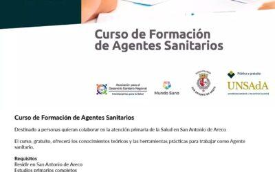 Salud Territorial en San Antonio de Areco