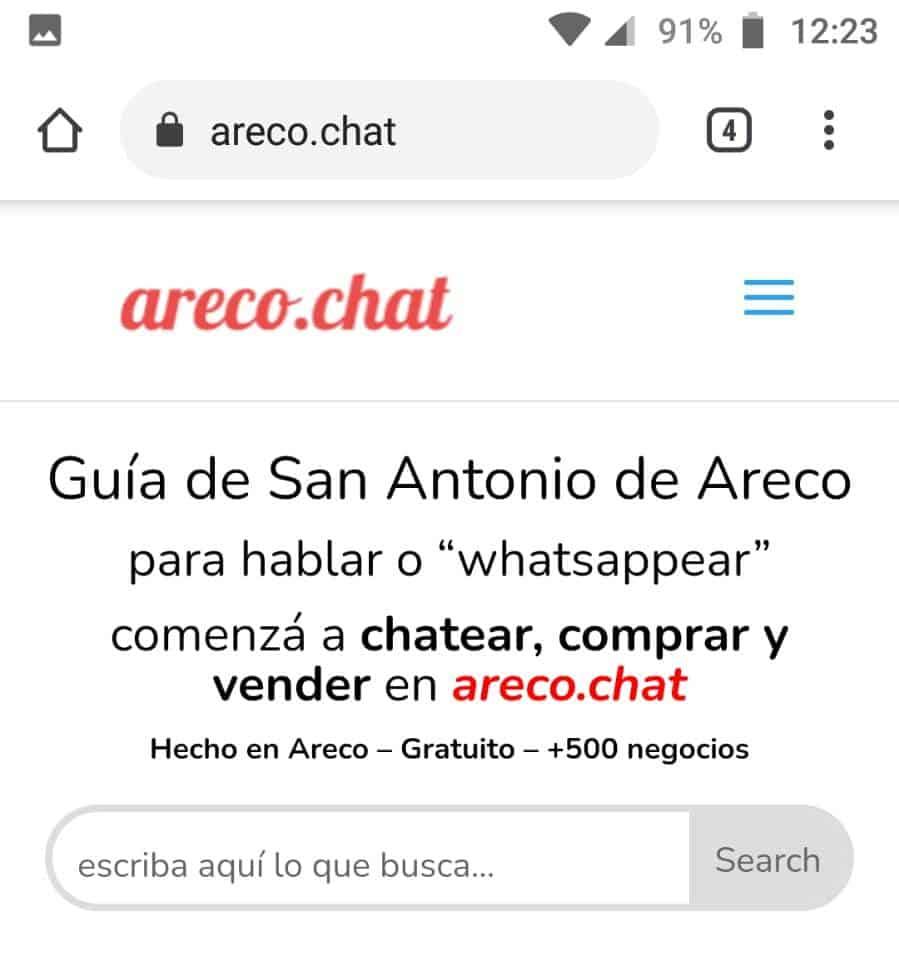 Guia de San Antonio de Areco 1