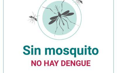 Prevención del Dengue en San Antonio de Areco