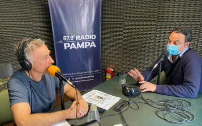 2do programa Areco Emprende: por Radio Pampa FM 87,9